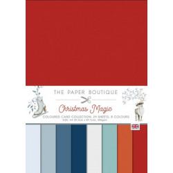 Sada papírů A4 Christmas Magic (CW)