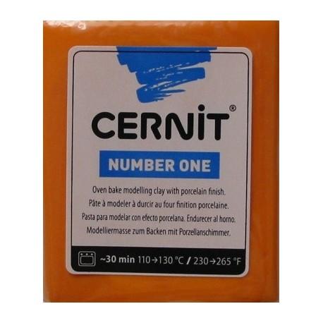 Cernit 56g - oranžová