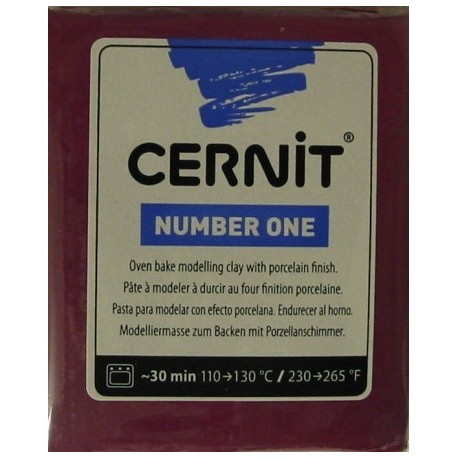 Cernit 56g - bordó