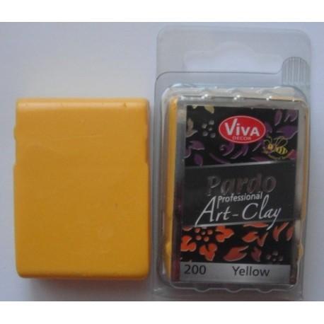 Pardo ArtClay 56g - žlutá