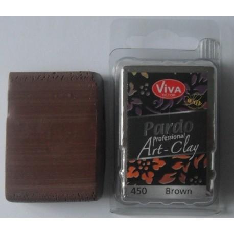 Pardo ArtClay 56g - hnědá