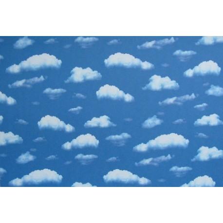 Fotokarton 300g - oblaka A4