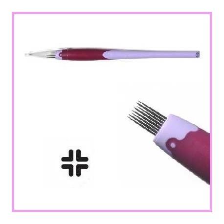 Dírkovač - kříž