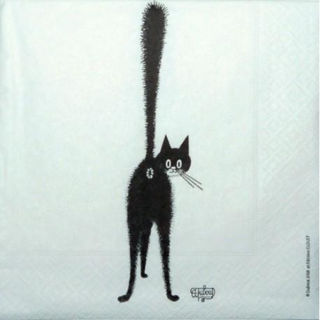 Kočičí prdelka 33x33