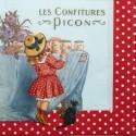 Les Confitures 33x33