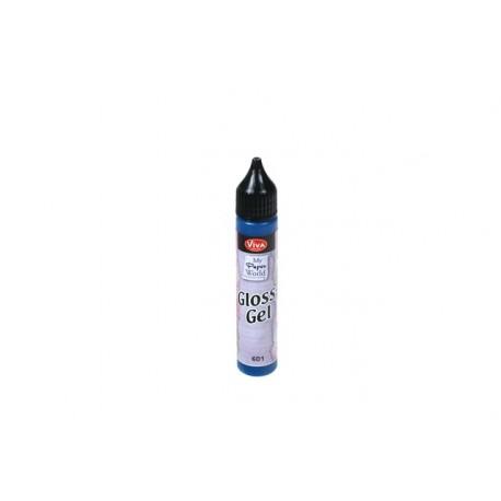 Gloss Gel 25ml kobaltová