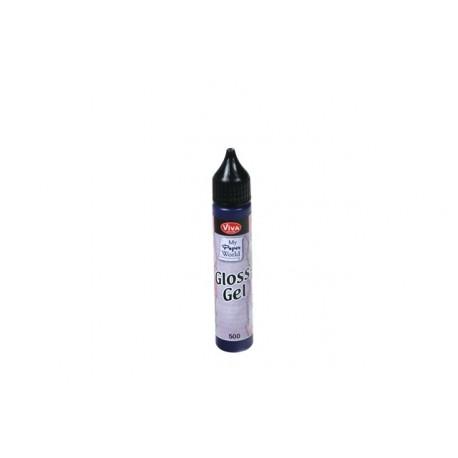 Gloss Gel 25ml fialová