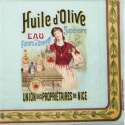 Madam Olive 33x33