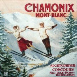 Mont Blanc 33x33