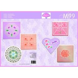 M99 - Barevné květy (časopis)