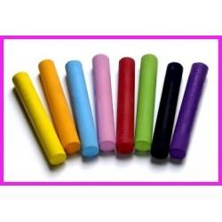 Dorso pastely - živé barvy (8 ks)
