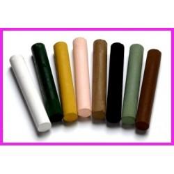 Dorso pastely - přírodní barvy (8 ks)