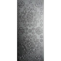 Kontury Vánoční III. stříbro