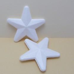 Polystyrenová hvězda 10cm