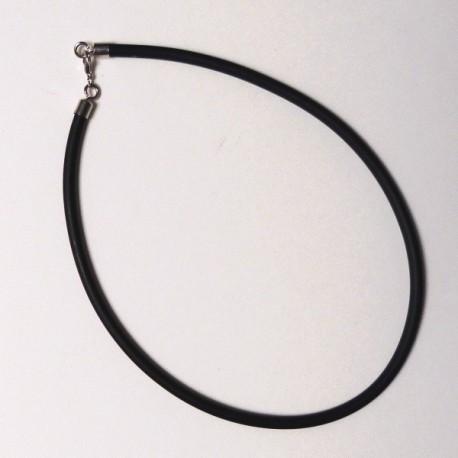 Šňůrka gumová se zapínáním,5mm