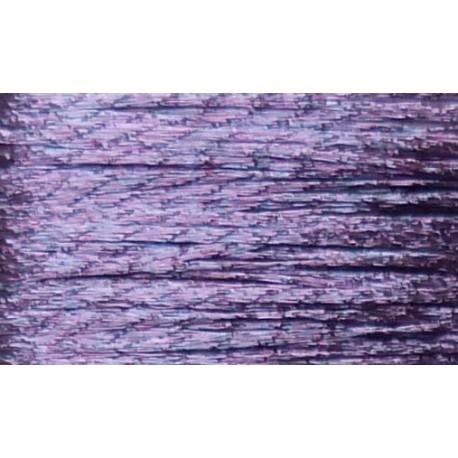 Drátěná šňůrka WireLace 1mm barva šeříková