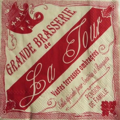 Grande Brasserie 33x33