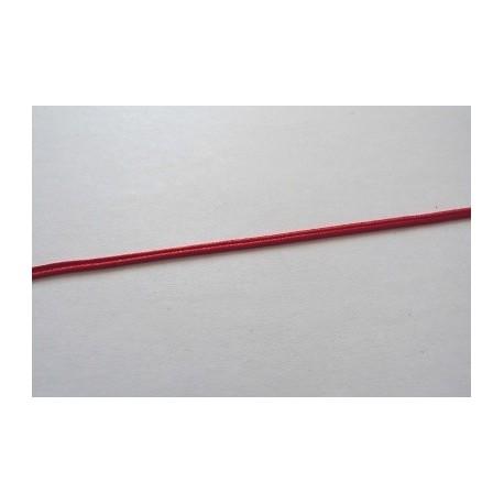 Sutaška 3mm červená