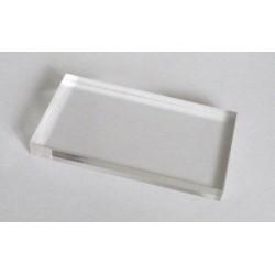 Akrylový blok 10,2x5,8x1cm