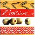 L'Olive 33x33