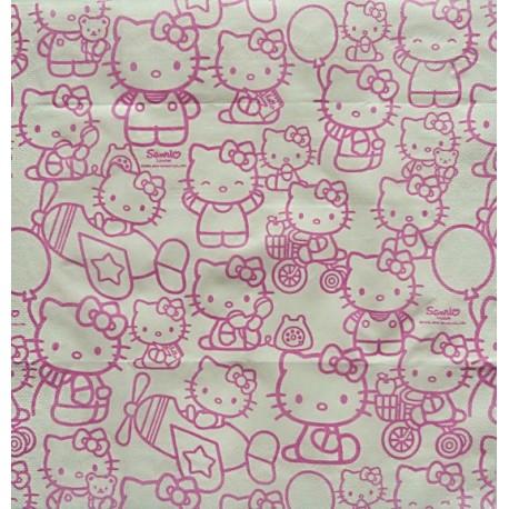 Kapesníček Hello Kitty