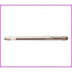 Gelové pero - stříbrné (Pergamano)