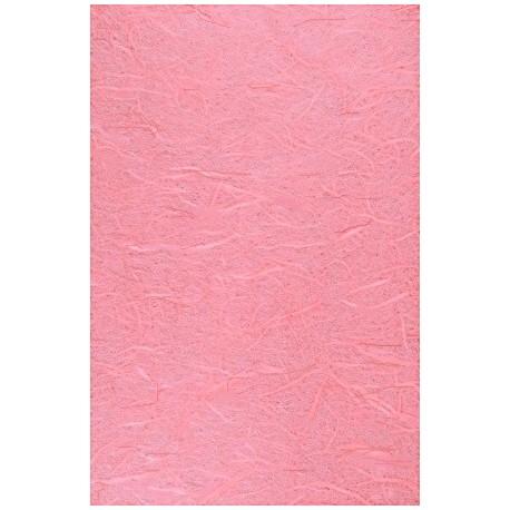 Morušový papír A4 - růžový