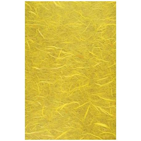 Morušový papír A4 - žlutý