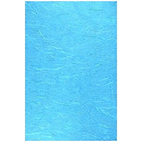 Morušový papír A4 - světle modrý
