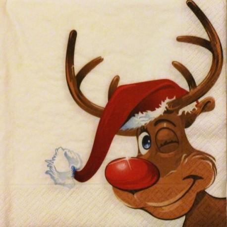 Rudolf 33x33