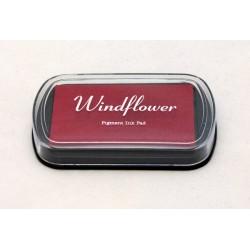 Windflower polštářek - červený