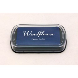 Windflower polštářek - modrý