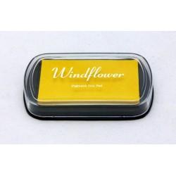 Windflower polštářek - žlutý