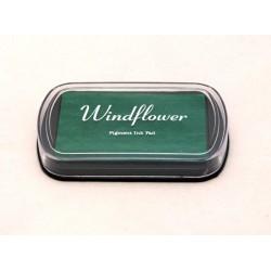 Windflower polštářek - zelený