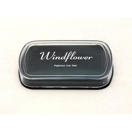 Windflower polštářek - černý