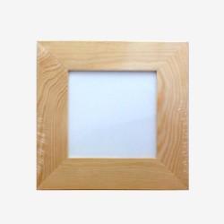 Rámeček dřevo 4cm - 1/4 malého ubrousku