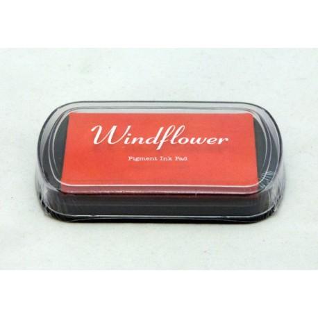 Windflower polštářek - oranžový