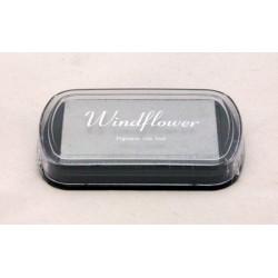 Windflower polštářek - stříbrný