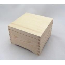 Dřevěná krabice Retro - typ 2