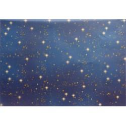 Pergamenový papír 115g nebe a hvězdy