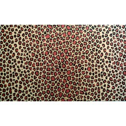 Fotokarton 300g leopard 34x49,5cm