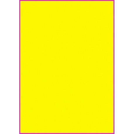 Pergamen 90g A4 - ananasová