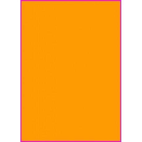 Pergamen 90g A4 - pomerančová