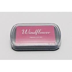 Windflower polštářek - červenorůžový