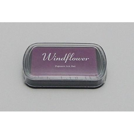 Windflower polštářek - červenofialový