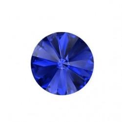 SWAROVSKI RIVOLI 14mm Sapphire