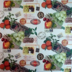 Ovoce mix 33x33