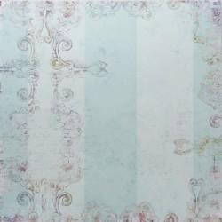 Romantický motiv 30,5x30,5 designový papír