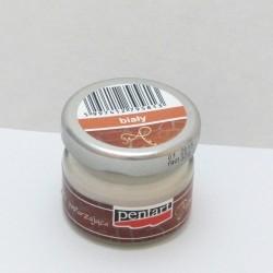 Penta vosková pasta 20ml - bílá