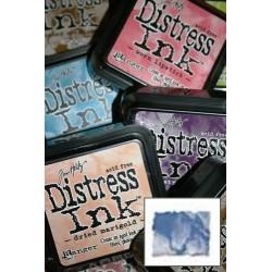 Distress Ink polštářek - faded jeans